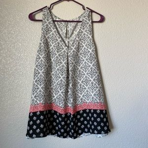 Maurice's Tank Top Blouse